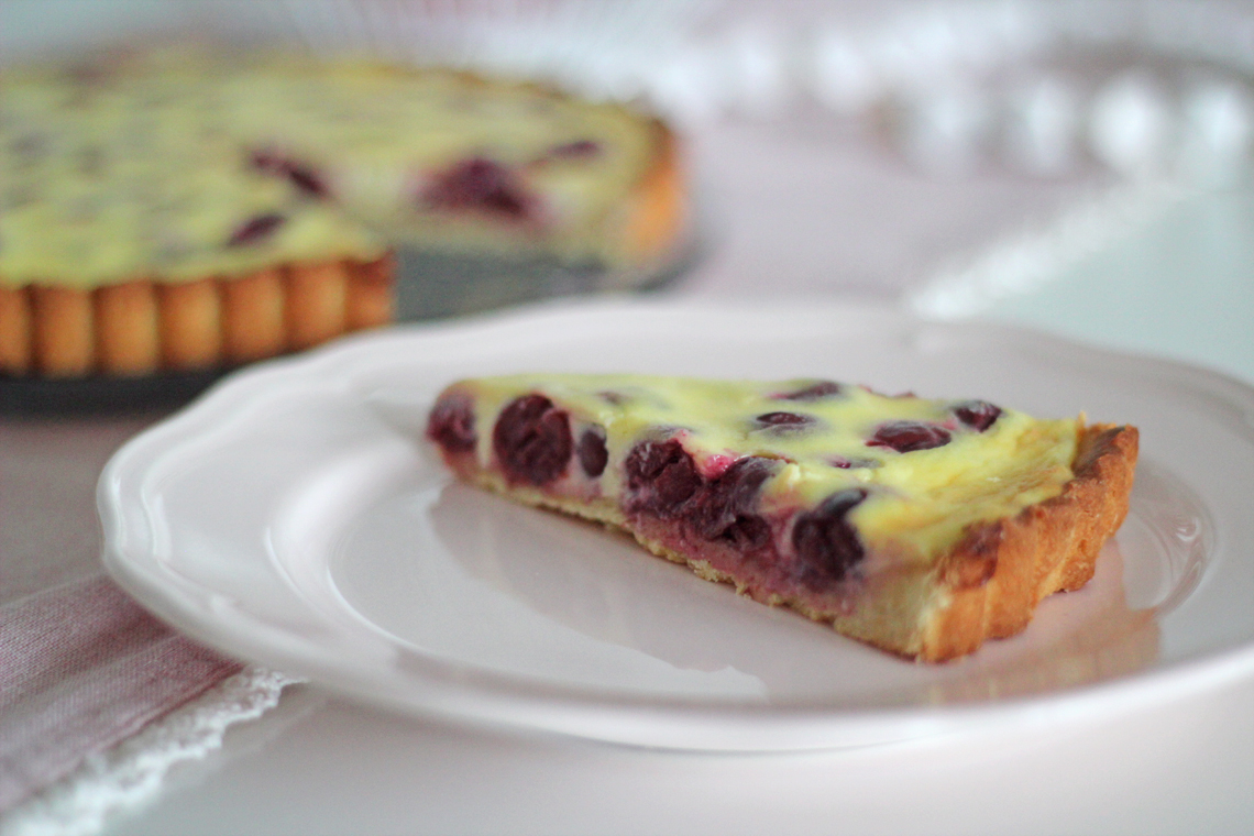 PuddingKirschTarte2