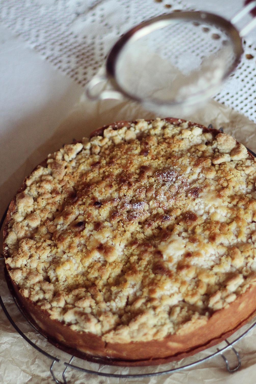 Papas Apfel-Streusel-Kuchen