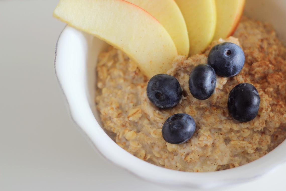 Apfel-Zimt-Porridge1